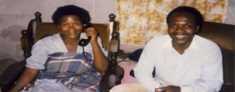 BLESSED BENEDICT DASWA  FAMILY MAN