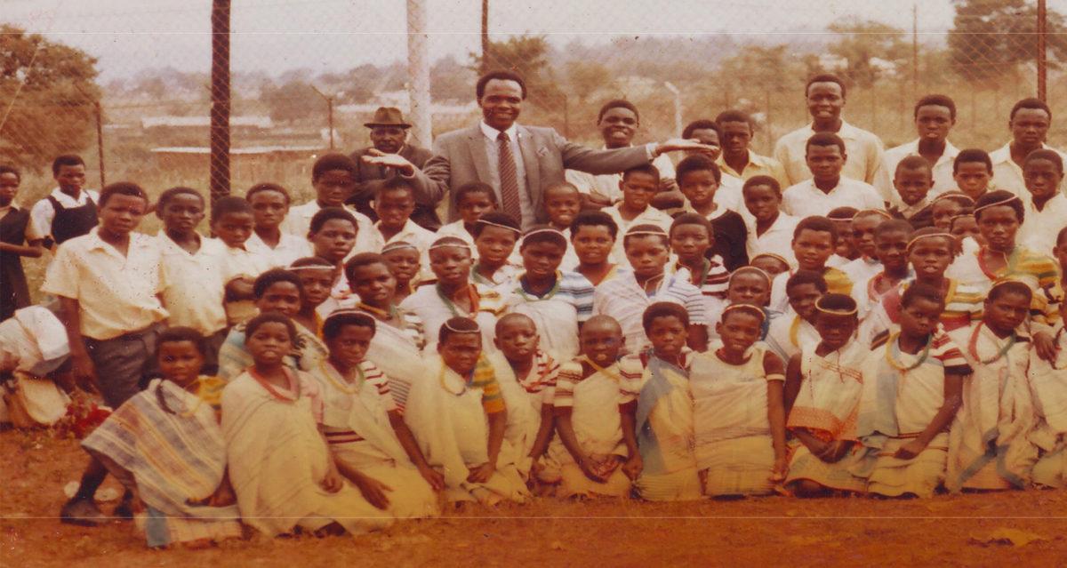Blessed Benedict Tshimangadzo Daswa