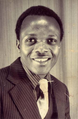 Official Photo of Benedict Daswa