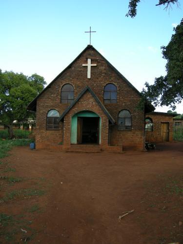 Our Lady of the Assumpion Churhc Nweli